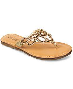 b7acb1a892d Carlos by Carlos Santana Alberni Thong Sandals - Sandals - Shoes - Macy s