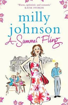 A Summer Fling ~ When dynamic, power-dressing Christie blows in like a warm wind to take over their department, five very different women find themselves thrown together at work. But none of them could have predicted the fierce bond of friendship that her leadership would inspire...