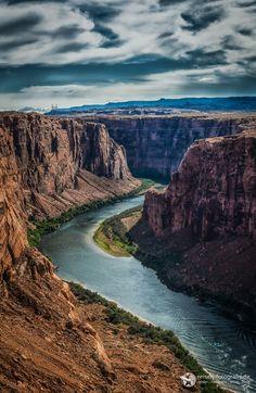 Page, Arizona, Glen Canyon, Colorado River