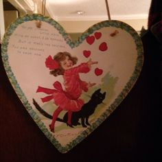 Love this Vintage Heart!!!