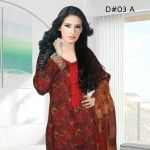 Dawood Textiles Mid Summer I Linen Collection 2013