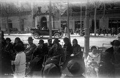 Fotos Antiguas de Mallorca: La Plaza de la Reina y el Paseo del Borne: Breve reseña histórica