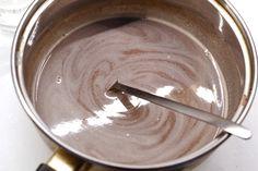 Nutellás forró csoki recept Nutella, Drinking Tea, Smoothie, Drinks, Tableware, Drinking, Beverages, Dinnerware, Tablewares