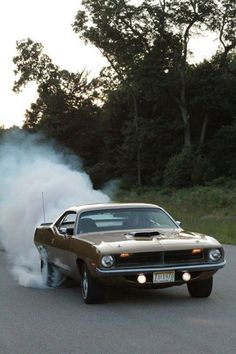 70 Cuda'  Been there...done that :)