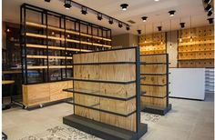 Luxury Pharmacy Shop Interior Decoration Medical Shop Design for medical retail store Design Shop, Shop Interior Design, Boutique Interior, Retail Store Design, Retail Shop, Regal Display, Retail Fixtures, Store Layout, Shop Fittings