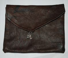 Leonora handmade leather clutch by leonorafi on Etsy