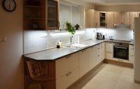 Image 3 Kitchen Island, Kitchen Cabinets, Magnolia, Image, Home Decor, Kitchen Cabinetry, Homemade Home Decor, Decoration Home, Kitchen Shelving Units