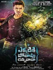 Ekkadiki Pothavu Chinnavada telugu Movie Watch Online Full Download Free DVDSCr 720P