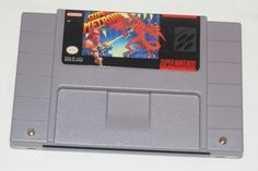 Super Metroid SNES Game Great Label Collector Condition Super Nintendo Nice