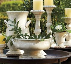 Vase - #Tuscan #Home #Design - Find More Decor Ideas at:  http://www.IrvineHomeBlog.com/HomeDecor/  ༺༺  ℭƘ ༻༻   and Pinterest Boards    - Christina Khandan - Irvine, California