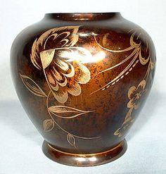 Art Deco Vase by WMF Ikora