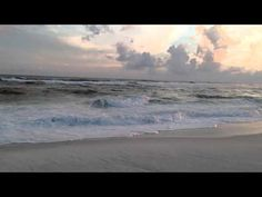My wife and I at the beach on the waves and sunset before Tropical Storm Karen arrives. Beach Video, Tropical, Waves, Sunset, Outdoor, Outdoors, Sunsets, Ocean Waves, Outdoor Games