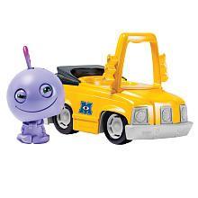 Disney Pixar Monsters University - Roll A Scare Ridez - Randy