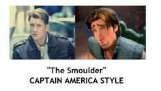 """Smoulder"" Captain America Style :)"