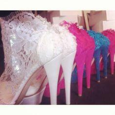 Chantilly booty#Handmade in Europe#Select your color!!.  Botín de Chantilly#hecho a mano en Europa#elige todos los colores!!!!