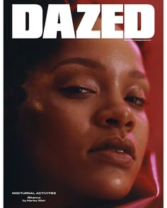 """613.2k Likes, 2,718 Comments - @badgalriri on Instagram: """"@dazed magazine. 4 covers. 1/4 Photography by @harleyweir Styling by @robbiespencer Hair by…"""""""