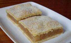 Výborný koláč, který můžete kromě jablek plnit například tvarohem, pudinkem, nebo jinou náplní podle vaší chuti. Jeho tajemství je ukryto ve vláčný cestě, které se doslova rozpadá na jazyku. Já ho mám z kuchařské sbírky Apple Dessert Recipes, Apple Recipes, Sweet Recipes, Slovak Recipes, Czech Recipes, Healthy Cake, Healthy Desserts, Polish Recipes, Baked Goods