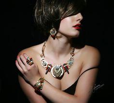 jewelry model photograph - Google Search