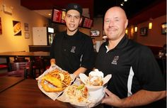 Joey's goes urban with classic fish and chips