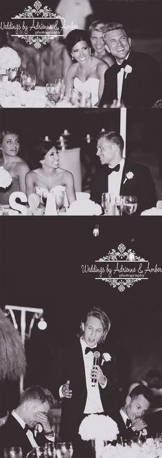 Royal Oak Wedding Photography - Weddings by Adrienne and Amber #destinationwedding #reception #dancing #laughing #love #toast #blackandwhite #weddingphotography #photography #candid #Mexico #bride #weddingday #beach #beachwedding #palmtrees #travel #vacation