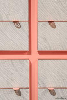 Woodpaper material - Ontwerplabel Vij5