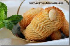 petits fours aux amandes sans beurre recette LIGHT