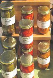 conservas-caseras Chutney, Preserves, Mason Jars, Canning, Food, Ideas, Pickles, Hot Sauce Homemade, Home Canning