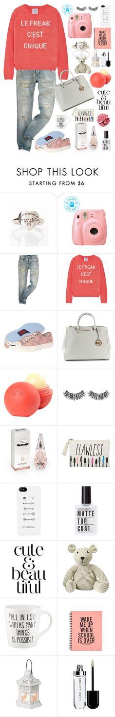 Designer Clothes, Shoes & Bags for Women Le Freak, Zoe Karssen, Claire, Givenchy, Tiffany, Converse, Michael Kors, Polyvore, Shopping
