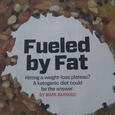 From @ghxoxst September's issue of Muscle and Fitness.  Fat as Fuel?  Blasphemy!  Lol    =1  #keto #ketomeals #lchf #lowcarb #highfat #atkins #bestdietever #whatdiet #fatisfuel #ketogenic #kcko #eatfatloseweight #lowcarbhighfat #ketosis #ketocooking #lowcarbcooking #lowcarbliving #ketoliving #ketofoods #xxketo #ketodiet #ketodinner #weightloss #lifestylechange #ketofitguide #ketofitchallenge