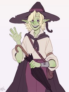 "electricgale: ""trying 2 draw taako? Mcelroy Brothers, The Adventure Zone, Fantasy Characters, Fictional Characters, Character Drawing, Character Design Inspiration, Tag Art, Dungeons And Dragons, Have Time"