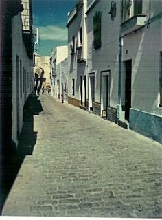 pinterest rota spain | Rota Spain circa 1967. If you think the streets in downtown St ...