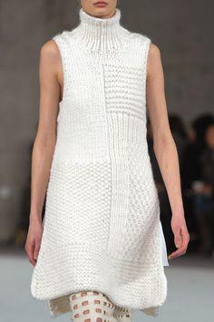 Design Inspiration, Edun F/W '14 | patchwork of textures, the simplicity is exquisite