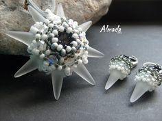 Almada gyöngyök: Március tél #beadwork