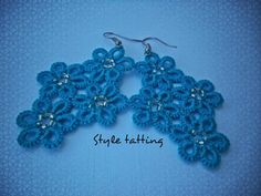 Style tatting: flowers for all