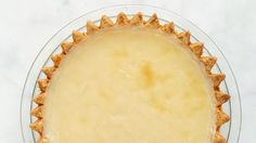 """Also known as Hoosier pie, this regional specialty pairs a buttery crust with a rich vanilla custard filling. Martha made this recipe on """"Martha Bakes"""" episode 713."""