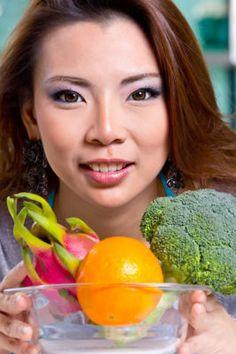 Lebensmittel ohne Kohlenhydrate Obst und Gemüse