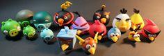 Collecting K'Nex: Angry Birds
