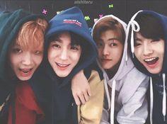 Haechan , Jeno , Jaemin , Renjun NCT Dream