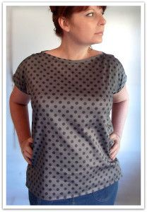 I'm so glad I found this - a really simple top, no pattern needed, ,just a simple diagram to follow - FREE and I think I could do this in an afternoon. Really useful top that will go under any suit jacket, with jeans etc - at Makery: http://www.makery.uk/2011/10/draft-your-own-simple-topa-simple/