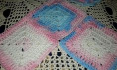 crochet: How to crochet a solid granny square for beginne