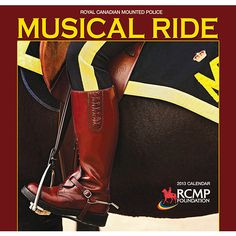 RCMP Musical Ride Wall Calendar: The Royal Canadian Mounted Police Musical Ride is a thrilling showcase of horsemanship, teamwork and pageantry and this 12-month calendar fills you with the excitement that the Musical Ride generates all year long.  $6.99  http://www.calendars.com/Horses/RCMP-Musical-Ride-2013-Wall-Calendar/prod201300000221/?categoryId=cat00341=cat00341#