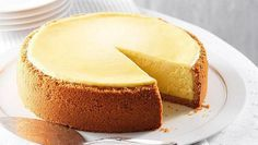Supposedly this recipe came out to public by one of the chefs from the Cheesecake Factory, in any case, this is the Cheesecake, world's best New York style cheesecake that I have ever tried.