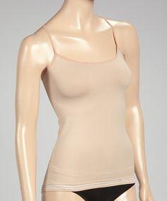 21969e91d86 Nude Adjustable Shaper Camisole - Women  zulilyfinds Shapewear