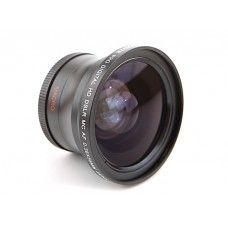 52mm 0.38X Ultra Wide Angle Fisheye Lens With Macro  $129
