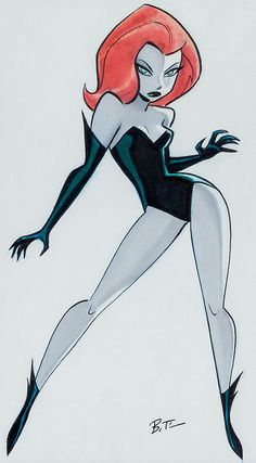 Bruce Timm  Poison Ivy