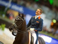Winning at CHIO Rotterdam 2015 with Undercover