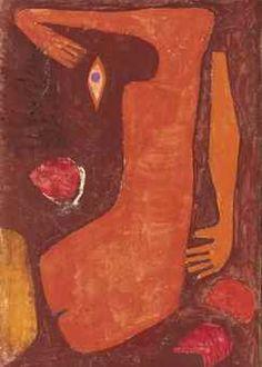 Paul Klee - 'Fragmenta Veneris'
