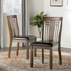 Found it at Wayfair - Bersum Dining Chair