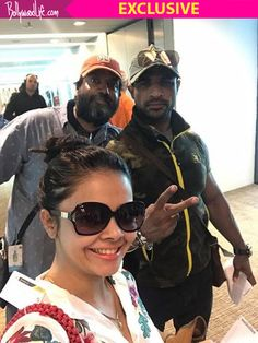 Saath Nibhaana Saathiya's Devoleena Bhattacharjee and Mohammad Nazim head to Singapore to shoot yet another leap – view pics #FansnStars