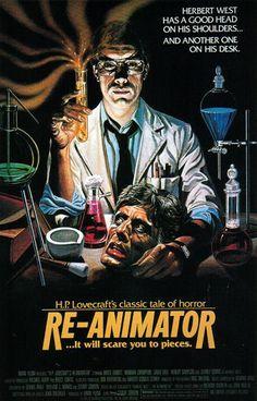 RE-Animator (1985) RESURRECCIÓN Satánica - Subtitulada / Audio Español